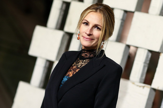 Julia Roberts - 10/10/2015 - Los Angeles, CA - HAMMER MUSEUM : GALA IN THE GARDEN SPONSORED BY BOTTEGA VENETA held at Hammer Museum, Los Angeles, CA. (Photo by Rasmus Salangsang/BFA) *** Please Use Credit from Credit Field ***, Image: 262024923, License: Rights-managed, Restrictions: *** Great Britain, Ireland, Australia OUT ***, Model Release: no, Credit line: Profimedia, SIPA parties