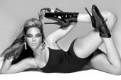 Ezen a boxmeccsen Beyoncé szexi dekoltázsa volt a show!