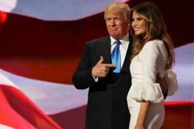 Aktfotók egyenesen a Fehér Házból: Melania Trump az új first lady (18+)