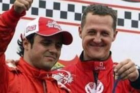 Massa meglátogatta Schumachert – Megviselte a látvány