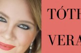 Tóth Vera már nagyon lefogyott: sovány modellek mellett is döbbenetesen csinos, Tóth Gabival is két tojás – képek